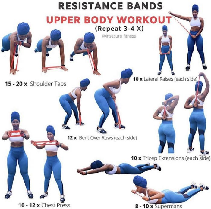 Resistant Band Workouts