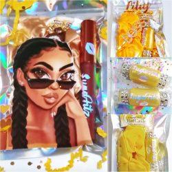 Savage Sunshine Lip Gloss Bundles by Sugafitz BeautyCo