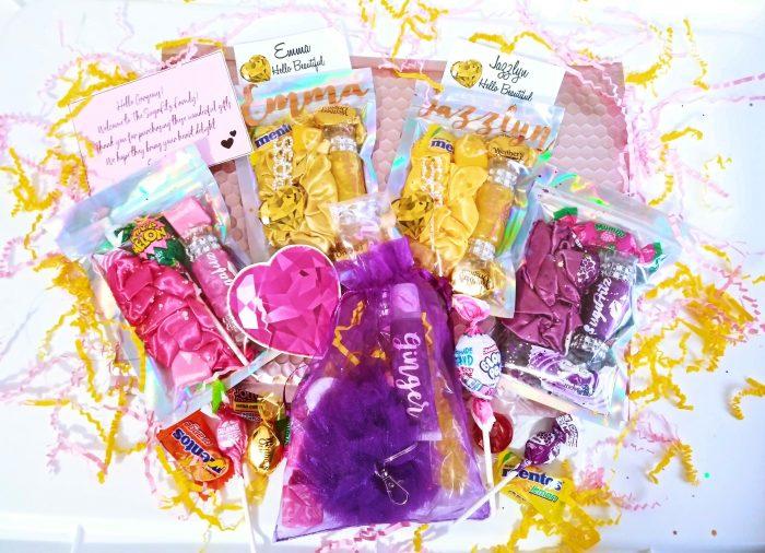 Custom Lip Gloss Packages @sugafitzbeautyco