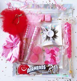 Cute lip gloss pack