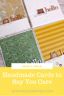 Unique Handmade Cards to Stay Connected