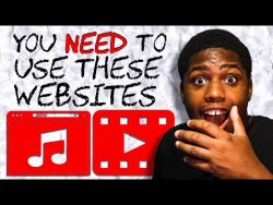 BEST WEBSITES FOR YOUTUBERS – Copyright Free Music And Stock Footage!! ?