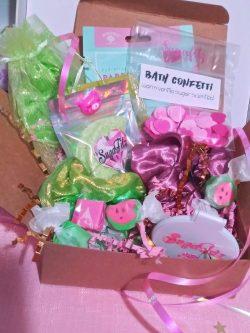 Pretty Self care gifts