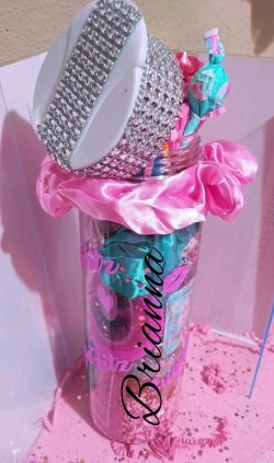 Cute Beauty Bottle Gift personalized