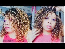 Afri Naptural Sassy Curl