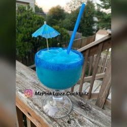 Frozen Blue Margarita