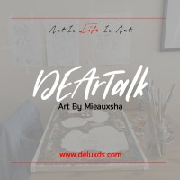 #DEArTalk: Art By Mieauxsha