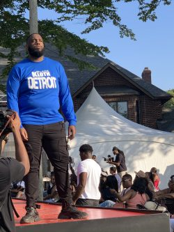Walk Fashion Show: Detroit Edition