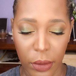 Fall makeup look??