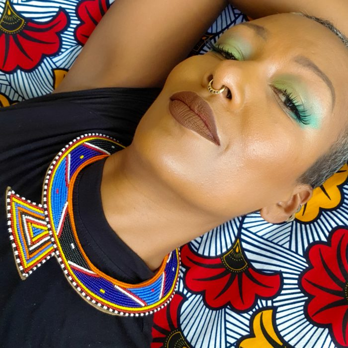?Make up artist from the french west indies, welcome to my world. I love makeup, fashion , food  ...