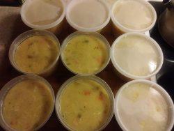 Meal prep- Soup