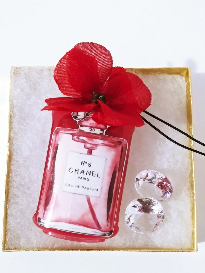 Chanel Car Freshener Freshies Cherry Scent car Scent