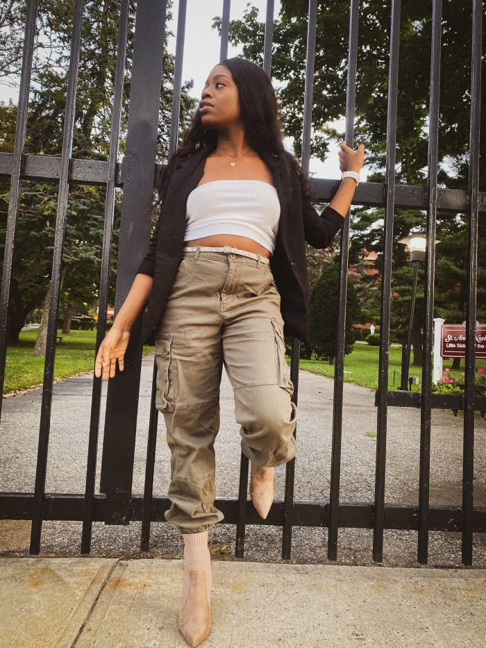 Fall outfit @curlygoddess20