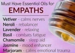 Oils for Empaths