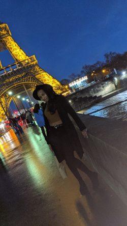 Together in Paris ?