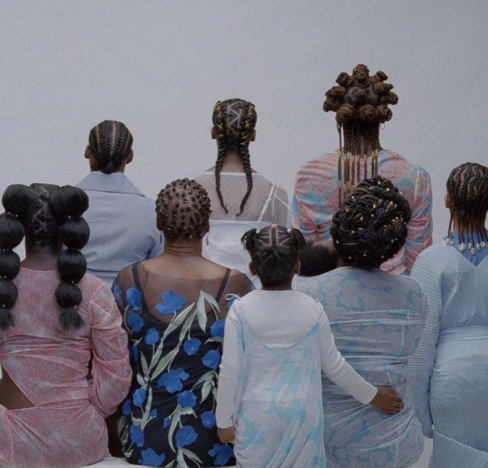 african film kids braids boxbraids nagô preta pretinha brasileira brazilian retinta black dark r ...