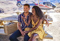 Justine and Caleb? Winners of Love Island USA Season 2