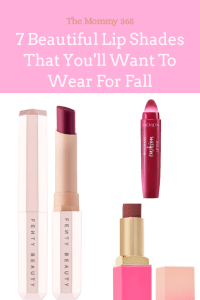7 Beautiful Lip Shades That You'll Want To Wear For Fall