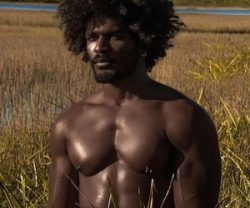 black, darskin, and boy image