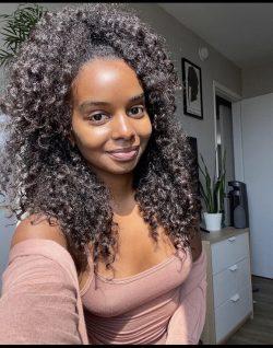 women, curls,