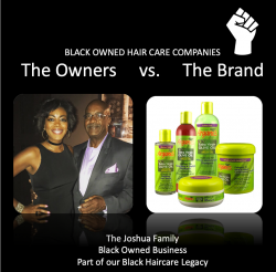 Black Owned Haircare Legacy Edition The history of Black Owned Haircare Products Companies