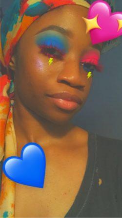 Blue? v pink?
