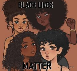 Every black life matters. ??