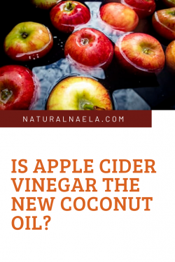 Is Apple Cider Vinegar the New Coconut Oil!?