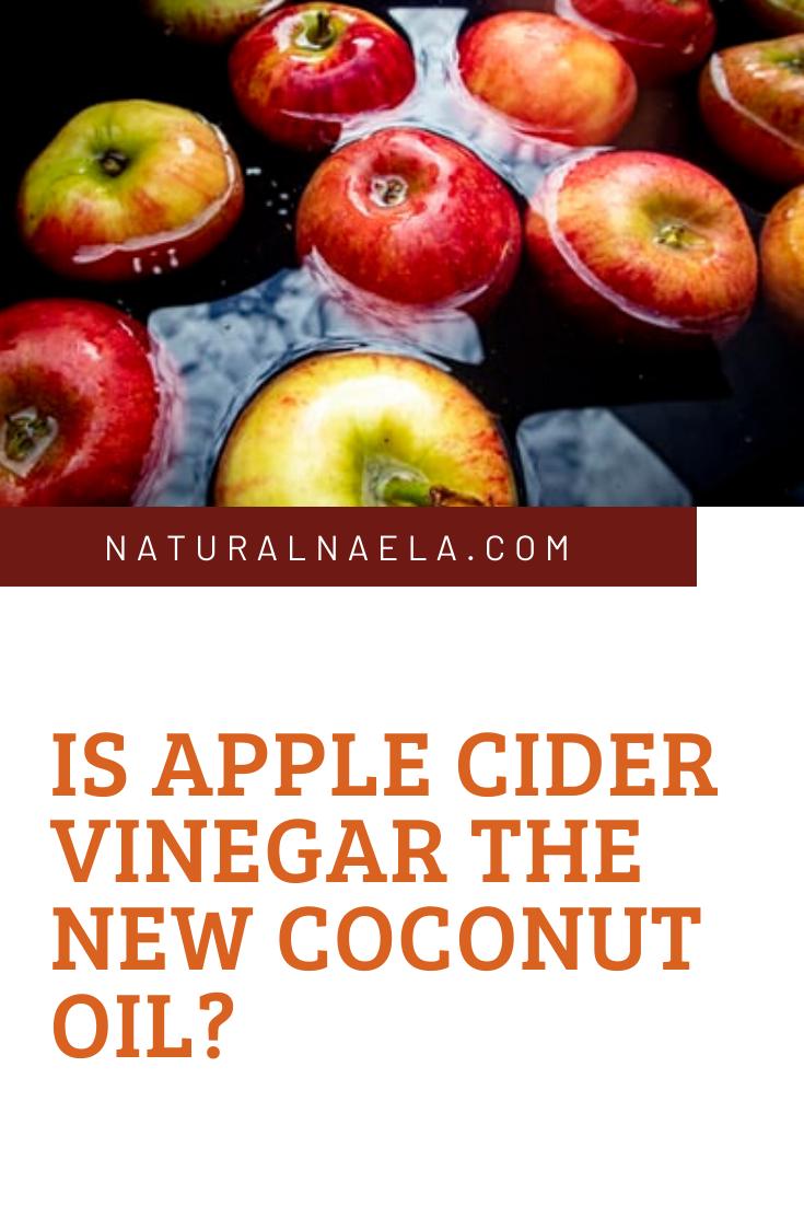 Is Apple Cider Vinegar the New Coconut Oil!?