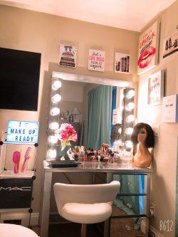 My vanity??