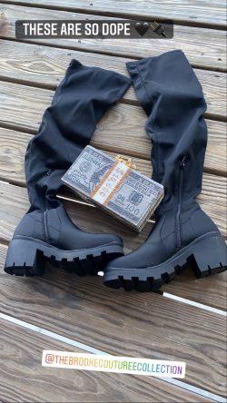 Nola Knee High Boots