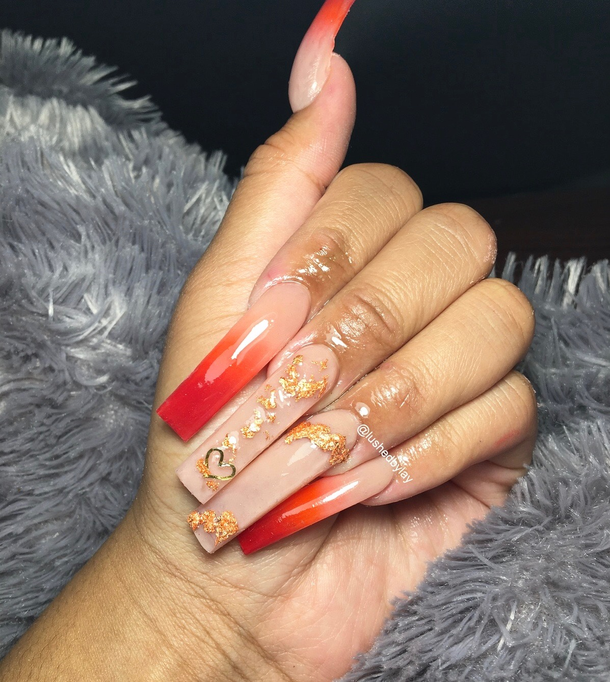 Pin on Summer nails in 2020 | Long acrylic nails, Coffin nails designs, Best acrylic nails