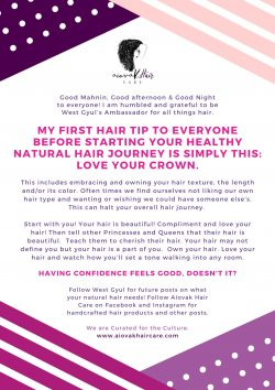 Here's my first tip to Melaninterest! My name is Kavoia Smalls, owner and founder of Aiovak Hair ...