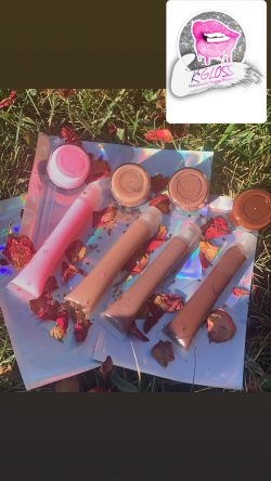 """KGLOSS """"NUDE"""" COLLECTION"""