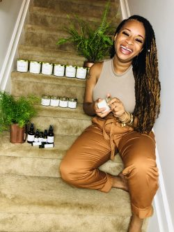 Black-owned candles