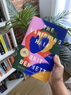 Loved The Vanishing Half by Brit Bennett