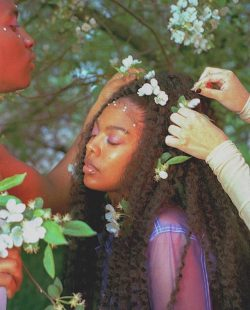Flower Power Melanin Magic