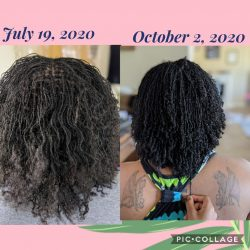 My Sister Loc Journey