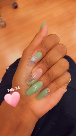 green 🥒🥑🥝