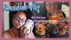 Random Vlog