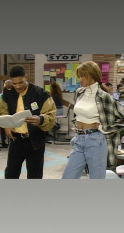 the fresh prince of bel air will smith tyra banks