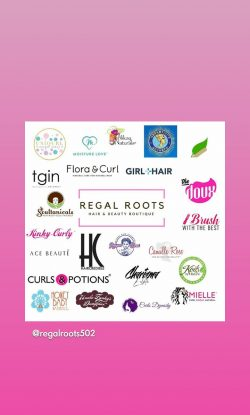 WE LOVE OUR BRANDS!! ALL BLACK OWNED NATURAL HAIR CARE! ALL BRANDS WILL WORK ON 4c hair!
