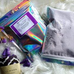 Have you ever taken a midnight bath? Moon petals is perfect for those moon rituals and vibez ?.  ...