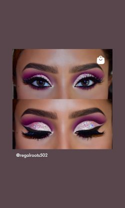 Get this FACE BEAT with@acebeauty sold at www.regalrootshairandbeauty.com * Paradise Fallen Palette*