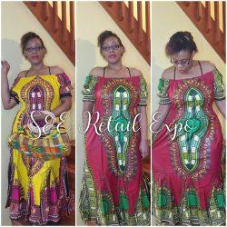 Royal African Dress