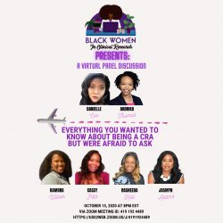 """Black Women In Clinical Research Presents """"Everything You Wanted To Know About Being A CRA ..."""