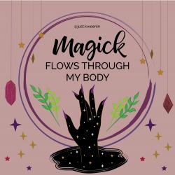 Magick flows
