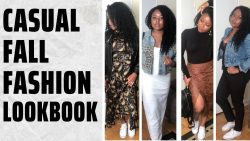 5 Casual Fall Outfit Ideas + Lookbook | How to Look Stylish Everyday | #CasualFallOutfits