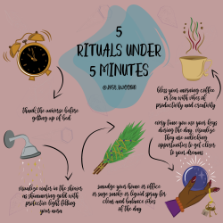 Morning rituals will supercharge your mind and body.