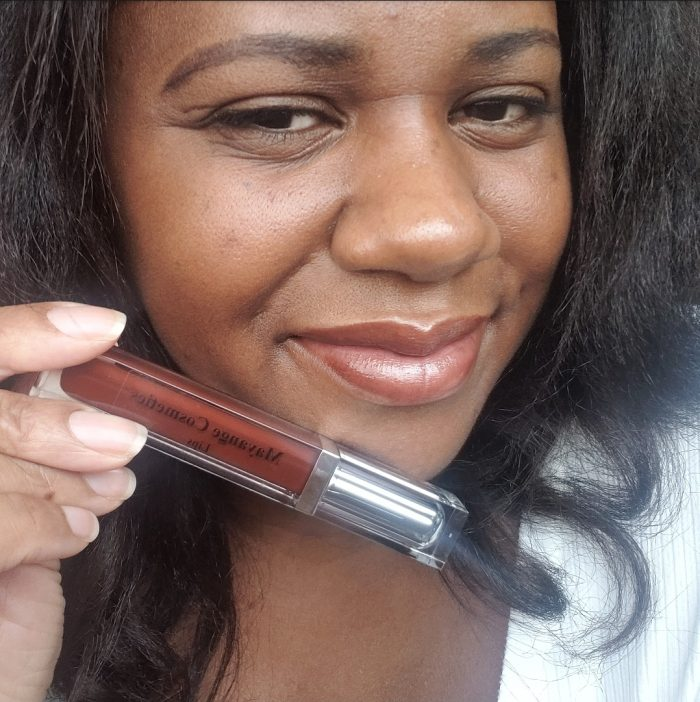 Lippy ? Color~ Kissed gloss Mayange Cosmetics